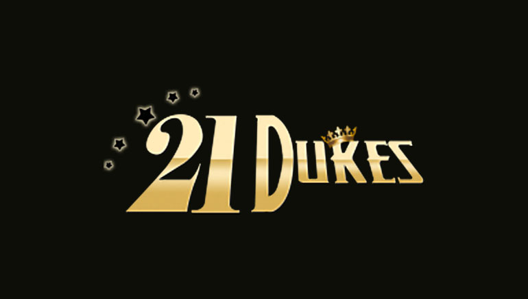 The Great Collection of Games at 21Dukes Casino
