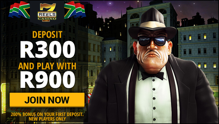 200% Bonus Waiting For South African Players At 7Reels Casino