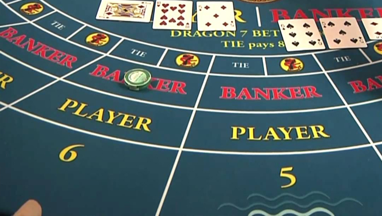 Baccarat - The Online Casino Version