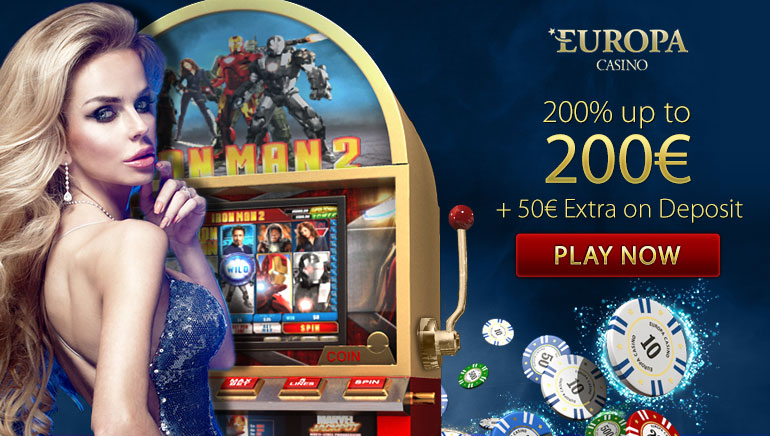 Europa Casino's 2011 Cash Fest