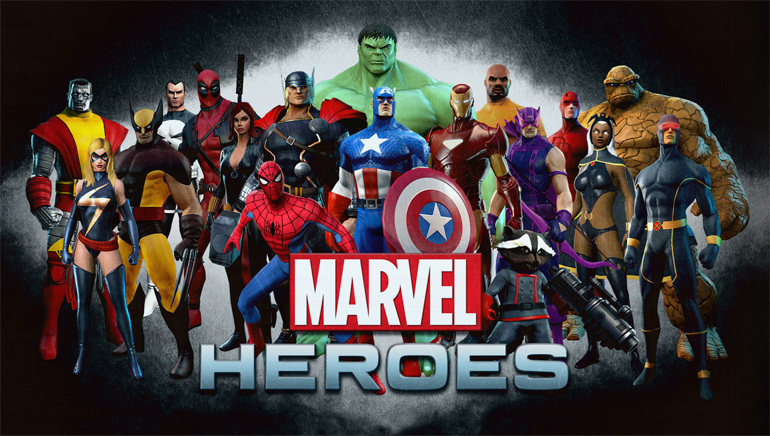 Superhero Fun with Marvel Slots at Party Casino