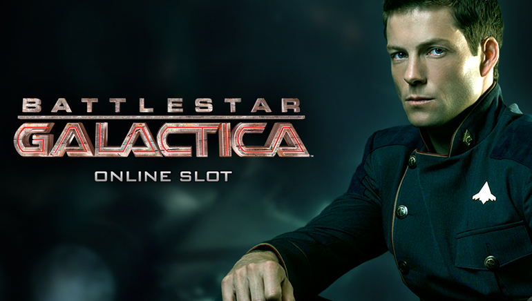 New Battlestar Galactica Game Arrives at Red Flush Casino