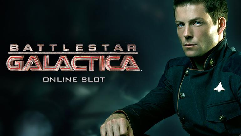 New Battlestar Galactica Game Arrives at Red Flush Casino