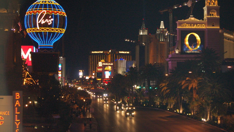 Take Las Vegas on the Road with You