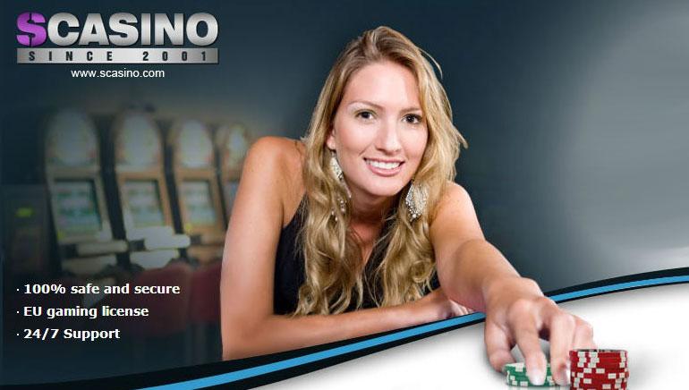 Standing Atop the Casino World