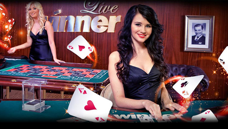 Experience the Vegas Experience with the Live Dealers at Winner Casino