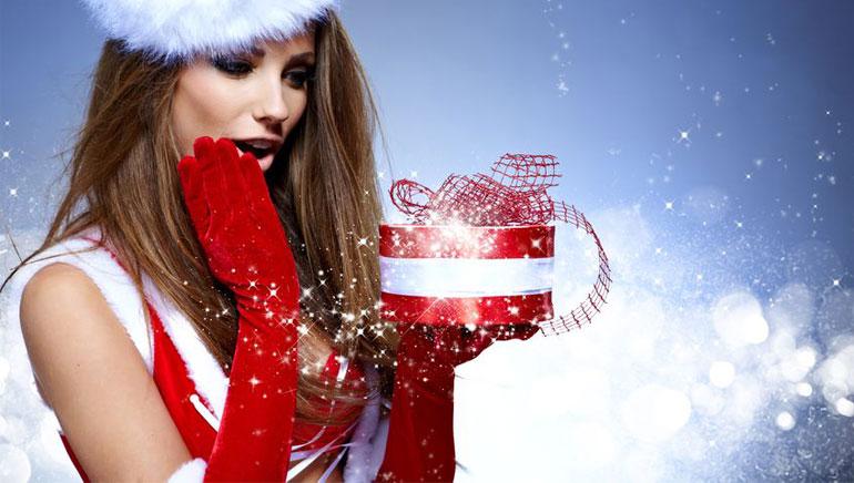 Get a Free Christmas Casino Gift